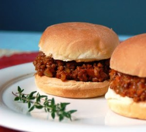 sloppy joe slider