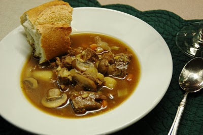 beef root vegetable and barley soup