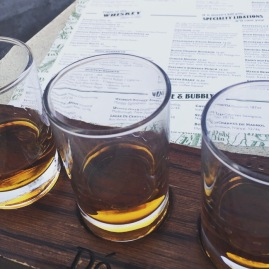 whiskey flight