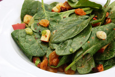 spinach-salad-with-curried-almonds